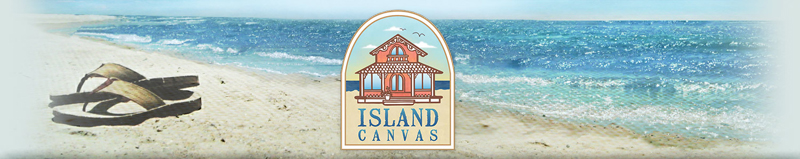 Island Canvas Home